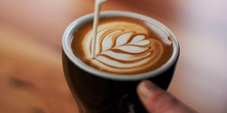 MILK STEAMING AND LATTE ART - SATURDAY tickets