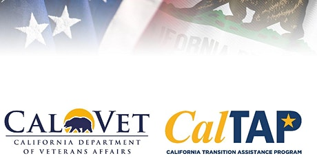 California Transition Assistance Program - Coastline College biglietti