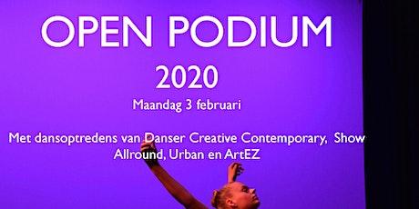 Open Podium 2020 Rijnijssel tickets