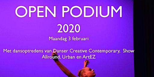Open Podium 2020 Rijnijssel
