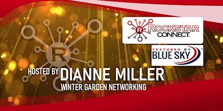 Free Winter Garden Rockstar Connect Networking Event (February, nr Orlando) tickets