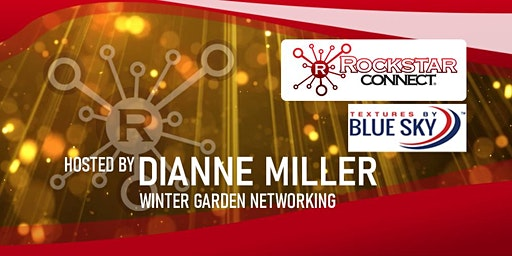 Free Winter Garden Rockstar Connect Networking Event (February, nr Orlando)