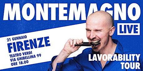 MeetMonty Firenze 21 Gennaio biglietti