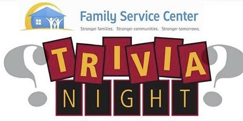 Family Service Center Trivia Night