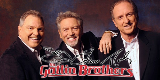 Larry, Steve, and Rudy:  The Gatlin Brothers