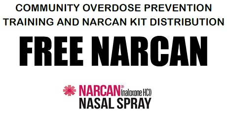 Community Overdose Response Training tickets