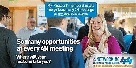 Lunch time Networking near Towcester tickets