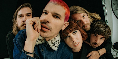 Grouplove: Healer Tour with Jealous of the Birds tickets