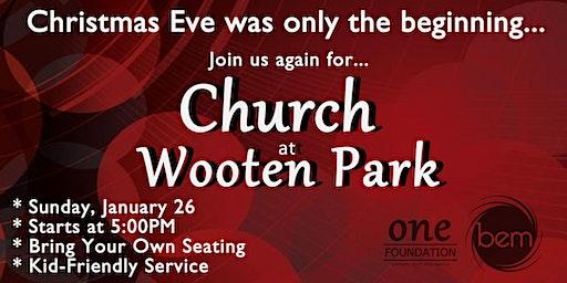Church @ Wooten Park