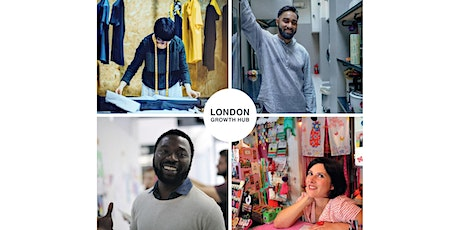 London Growth Hub FREE Business Resilience Workshops :: Islington :: A Series of Practical, Hands-on Workshops Helping London Businesses Prepare for and Build Brexit Resilience tickets