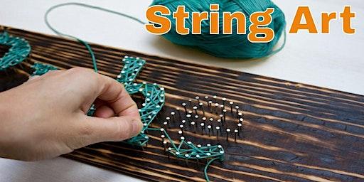 String Art Workshop with JessLynn