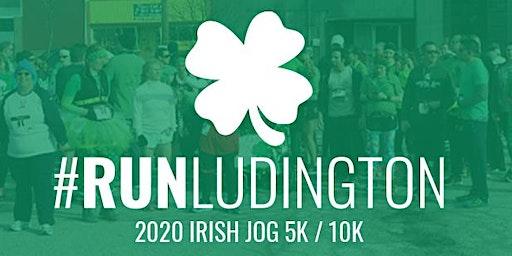 2020 #RunLudington Irish Jog 5k & 10k