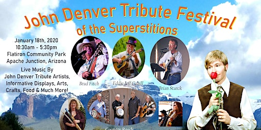 John Denver Tribute Festival of the Superstitions