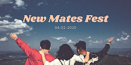 New Mates Fest tickets