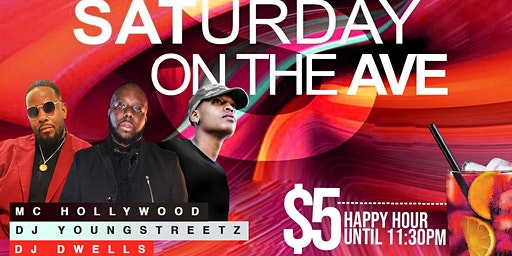 Saturday's On The Ave @ Therapy Night Club   No Cover All Night w/RSVP