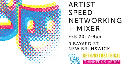 Artist Speed Networking + Mixer tickets