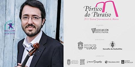 José Manuel Álvarez Losada. Violín tickets