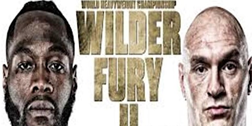 Wilder v Fury 2 Followed By The Band Rogue