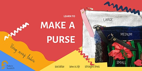 Learn to make a purse tickets