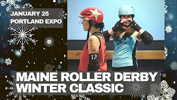 Maine Roller Derby Winter Classic