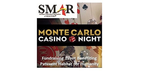 Monte Carlo Casino Night tickets