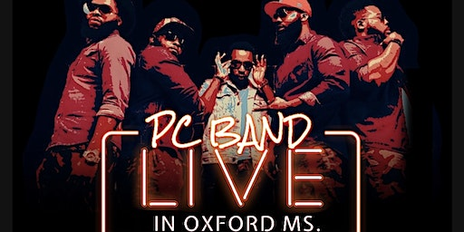 PC BAND LIVE IN OXFORD MS.