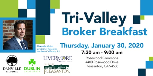 Tri-Valley Broker Breakfast