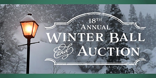 SSCCA's 18th Annual Winter Ball & Auction Fundraiser