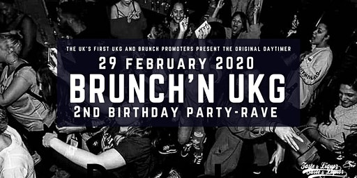 Brunch'in & UKG 2nd Birthday