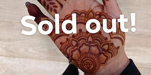 Henna Workshop At HOBA House