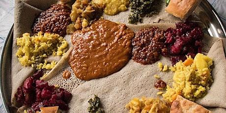Taste of Eritrea: Yemisir Wat, Ingudai Tibs tickets