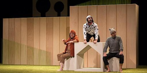 VIDA DE CANS en el Teatro Rosalía