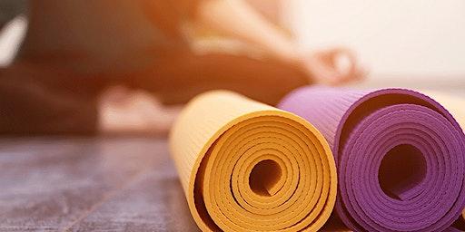 Valentine's Spa Yoga with Sangha Studio
