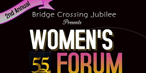 2nd Annual STBWN Women's Forum - Selma 2020