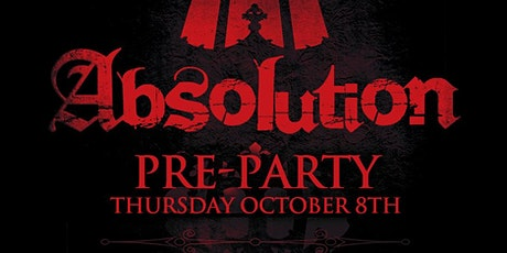 Absolution Pre-Party with Mr. Kitty, Cold Medicine, and more in Tampa tickets
