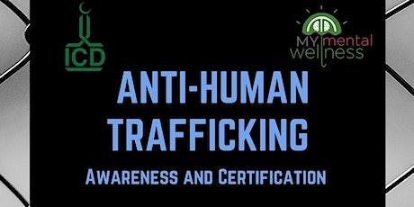 Human Trafficking Workshop tickets
