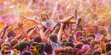 March 21 : HOLI IN THE CITY - NYC's Biggest Festival of Colors Party tickets