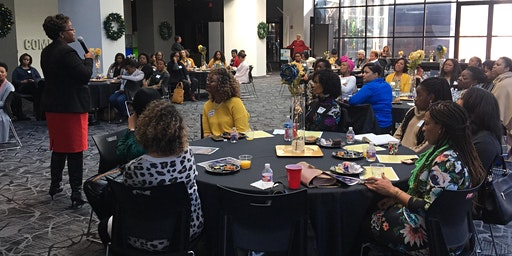 2020 Professional Women of Color January Mixer