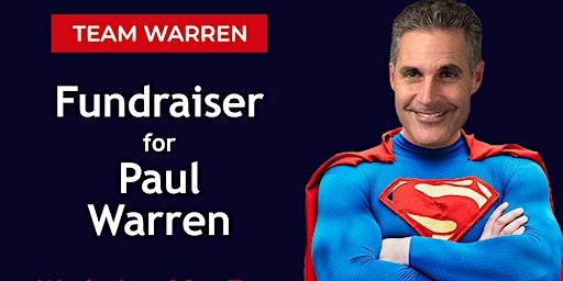 Paul's Pub Party (Fundraiser for Paul Warren)