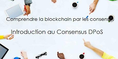 Formation Blockchain: Introduction au consensus DPoS billets
