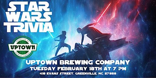Star Wars Trivia at Uptown Brewing Company