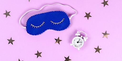 Make Time: DIY Sleep Mask Workshop - Castleton