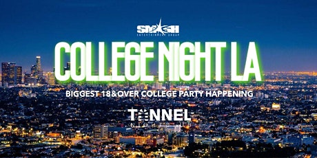 College Night LA 2020 tickets