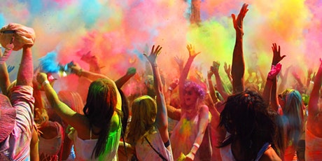 March 14 : HOLI IN THE CITY - NYC's Biggest Festival of Colors Party tickets