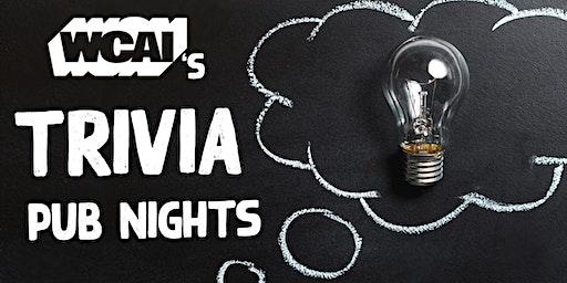 WCAI Trivia Pub Nights: Red Nun Dennisport