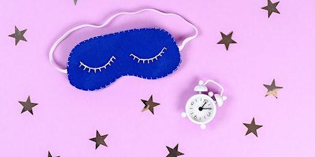 Make Time: DIY Sleep Mask Workshop - Woodfield tickets