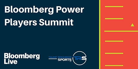 Bloomberg Power Players Summit 2020 tickets