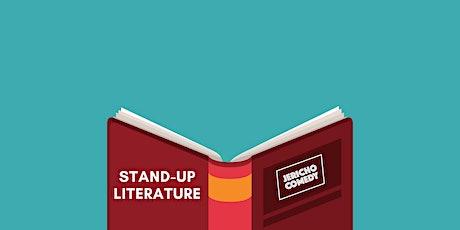 Stand-up Literature tickets