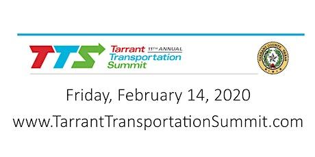 11th Annual Tarrant Transportation Summit tickets