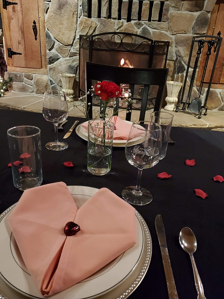 Romantic Valentine's Day Dinner with Chef Lisa Delgado image